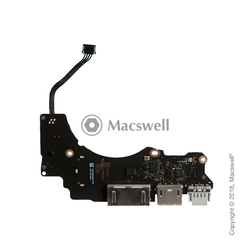 Плата USED USB HDMI SDXC Board 820-3539-A for MacBook Pro Retina 13