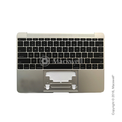 Корпус с клавиатурой Topcase with Keyboard for MacBook Retina 12