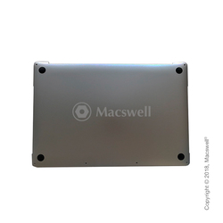 "Нижняя крышка Bottom Cover for MacBook Pro 15"", A1707, Space Gray. Оригинал"