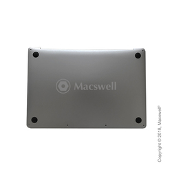 "Нижняя крышка Bottom Cover for MacBook Pro 13"", A1708, Space Gray. Оригинал"