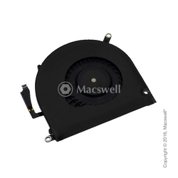 "Кулер правый Fan Rigth for MacBook Pro Retina 15"", A1707, 2016-2017. Оригинал"