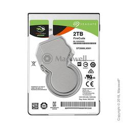 "Жорсткий диск 2.5 ""SATA 2Tb Seagate FireCuda (ST2000LX001):"