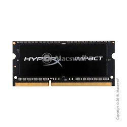 Модуль пам'яті SO-DIMM DDR4 16Gb (8Gb x 2) 2400MHz Kingston HyperX Impact (HX424S14IB2K2 / 16)