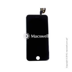 Дисплейний модуль на Apple iPhone 6S Plus, колір Black. Оригінал