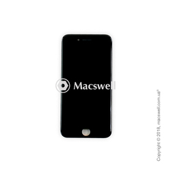Дисплейный модуль на Apple iPhone 7, цвет Black. Оригинал