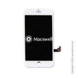 Дисплейний модуль на Apple iPhone 8, колір White. Оригінал
