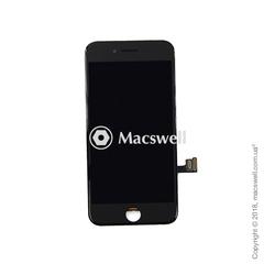 Дисплейный модуль на Apple iPhone 8, цвет Black. Оригинал