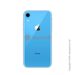 Корпус для Apple iPhone Xr, цвет Blue. Оригинал