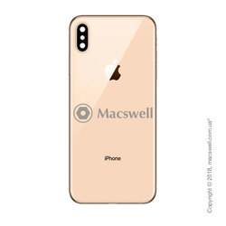 Корпус для Apple iPhone Xs Max, цвет Gold. Оригинал