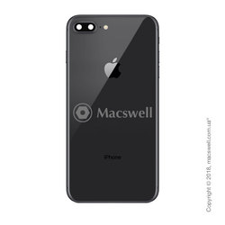Корпус для Apple iPhone 8 Plus, цвет Space Gray. Оригинал