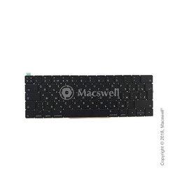 """Клавиатура Keyboard for MacBook Pro Retina 13""""/15"""", A1989/A1990, RUS. Оригинал"""