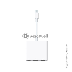 Адаптер Apple USB-C Digital AV Multiport Adapter