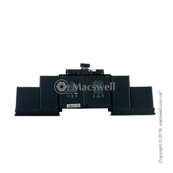 "Акумуляторна батарея Battery A1618 for MacBook Pro Retina 15 "", A1398, 2015. Оригінал"