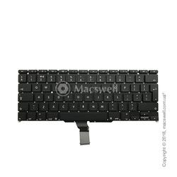 """Клавиатура Keyboard for MacBook Air 11"""", A1370/A1465, 2010-2017, раскладка UK. Оригинал"""