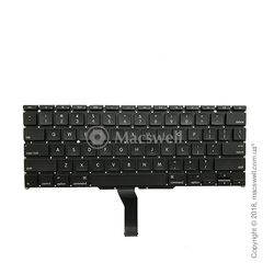 "Клавіатура Keyboard for MacBook Air 11"", A1370/A1465, 2010-2017, розкладка UK. Оригінал"