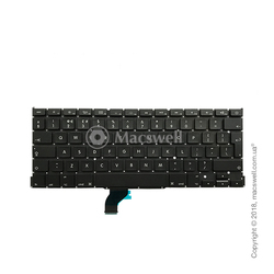 "Клавіатура Keyboard for MacBook Pro Retina 13"", A1425 2012, розкладка UК. Оригінал"