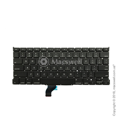 "Клавіатура Keyboard for MacBook Pro Retina 13"", A1425 2012, розкладка US. Оригінал"