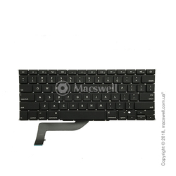 "Клавиатура Keyboard for MacBook Pro Retina 15"", A1398, 2012-2015, раскладка US. Оригинал"