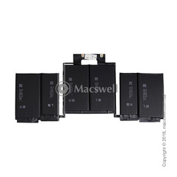 "Акумуляторна батарея Battery A1964 for MacBook Pro Retina 13 "", A1989, 2018. Оригінал"