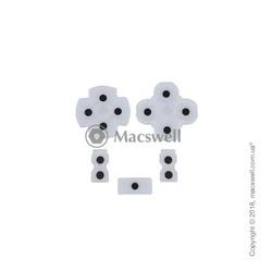 Контактные резинки для джойстика PS4 Dualshok 4, JDM-050, JDM-055. Оригинал