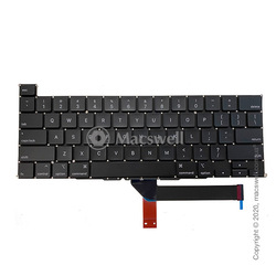 "Клавіатура Keyboard for MacBook Pro Retina 16"", 2019, A12141, розкладка US. Оригінал"